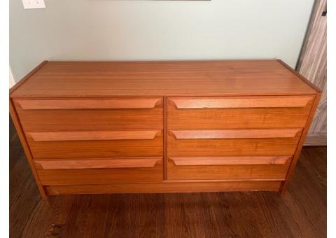 Danish Dresser & Armoire